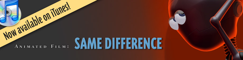 Same Difference Animated movie